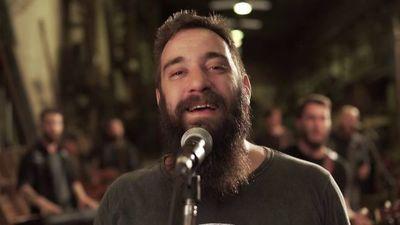 Piti Fernández en su faceta como solista