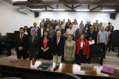 Paraguay fue sede de reunión de comité científico Math Amsud