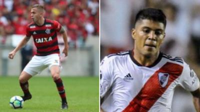 Un paraguayo levantará la Copa Libertadores