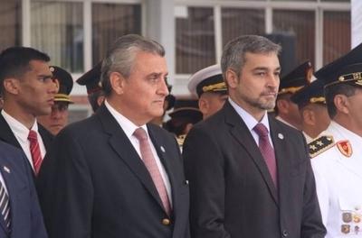 HOY / Mario Abdo no está interesado en la reelección, asegura Villamayor
