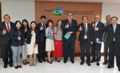 Gobernador logra importantes convenios bilaterales con Taiwán