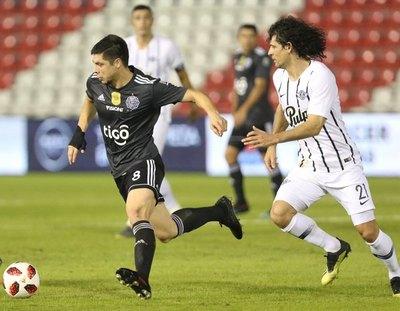 Derlis López dirigirá el juego entre Olimpia y Libertad