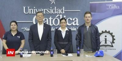 SEMINARIO DE TECNOLOGÍA DE LA INFORMACIÓN Y I EXPO TECNOLÓGICA UC ITAPÚA