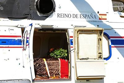 España da un paso histórico sacando al dictador Franco de su mausoleo