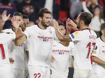 El Sevilla y el Arsenal firman el pleno