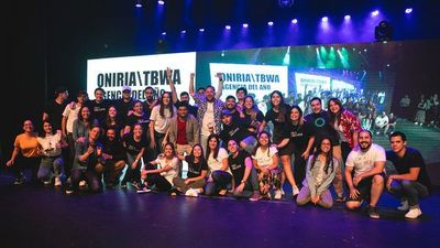 Oniria\TBWA 11 veces mejor Agencia Publicitaria del Paraguay
