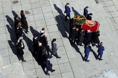 España exhumó al dictador F. Franco
