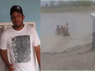 Joven originario de San Patricio, falleció ahogado en el Chaco