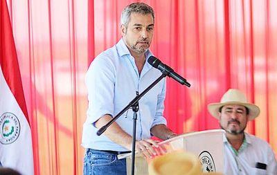 Abdo dice  no a la reelección y denuncia desestabilización