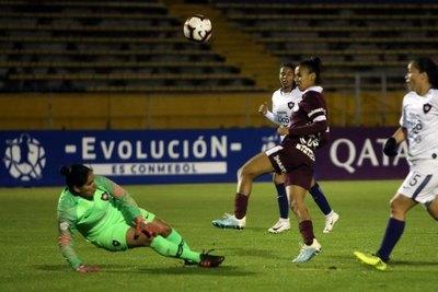 Cerro irá por el tercer puesto de la Libertadores Femenina
