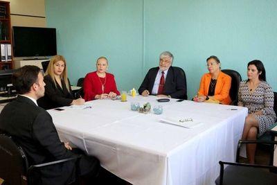 Entrevistaron a postulantes para actuario civil y penal