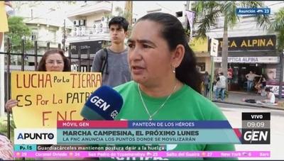 """HOY / Campesinos niegan plan para desestabilizar: """"El Gobierno crea sus propios problemas"""""""