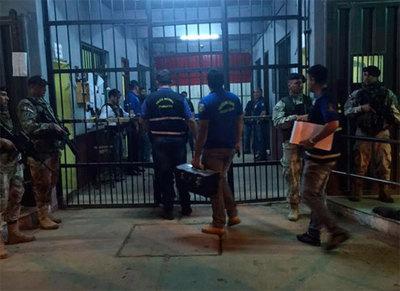 Guardiacárceles siguen sin propuestas de soluciones de Gobierno
