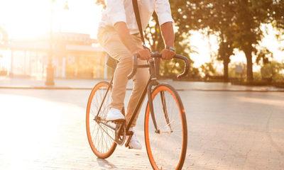 Los beneficios que no conocías de andar en bicicleta