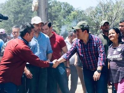 Oficializan Programa Nacional de Caña de Azúcar en Guairá
