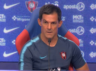 Villasanti puede ser titular ante Guaraní, según Bernay