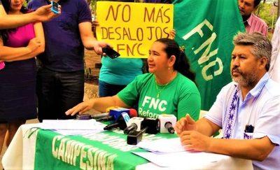Gobierno y FNC se reunieron pero movilizaciones se mantienen