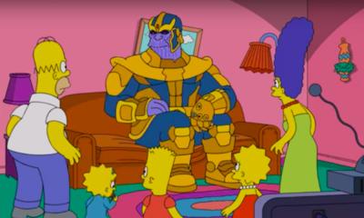 Los Simpson tendrán un episodio con temática de Avengers