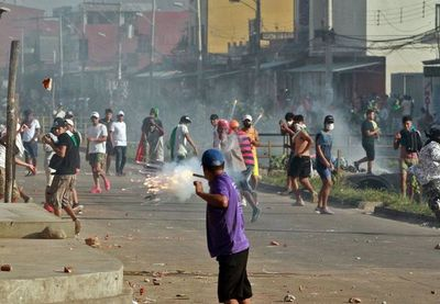 Incertidumbre de estudiantes paraguayos que viajaron a Bolivia