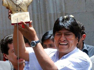 Órgano electoral boliviano confirma victoria de Evo Morales