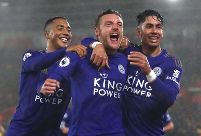 Leicester City otra vez hace historia en la Premier League