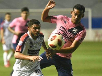 Nacional y River Plate no se sacaron ventaja en la Visera