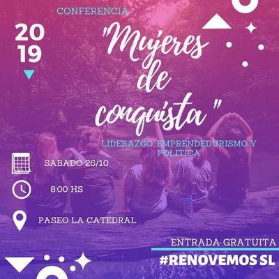 Realizarán conferencia dirigida a mujeres en San Lorenzo