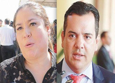Abdo alabó a sus ministros más criticados, Friedmann y Samudio
