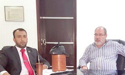González Vaesken cajonea pedido de informe sobre denuncias contra Lucho y Schuster