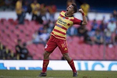 Otro gol más de 'Sebas' Ferreira para Morelia
