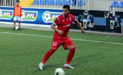 HOY / Grito guaraní en el campeonato de Azerbaiyán