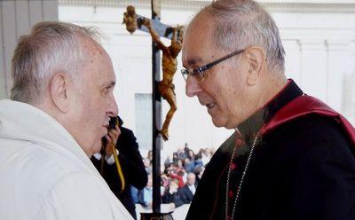 El Papa Francisco envío saludos al Paraguay