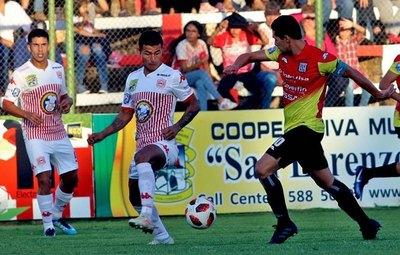 San Lorenzo y Santaní se medirán en un duelo directo