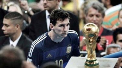 """HOY / Messi: """"No cambiaría nada de lo que he ganado por la Copa del Mundo"""""""