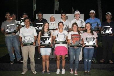 Baek y Fernández, ganadores de la Copa 'República Dominicana'