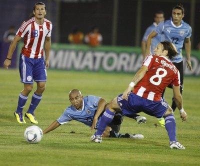 Diego reveló en dónde piensa retirarse Édgar Barreto