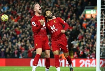 HOY / Salah rescata al Liverpool