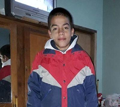 Niño de 12 años está desaparecido desde el viernes