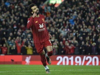 Salah rescata al Liverpool