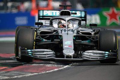 Hamilton (Mercedes) gana el GP de México