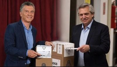 Cerraron los comicios en Argentina: expectativa por saber quién será el nuevo presidente