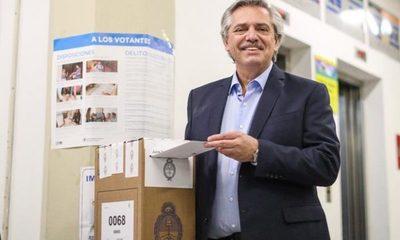 Alberto Fernández se impone en Argentina, según tendencias
