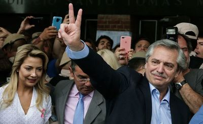 Alberto Fernández gana elecciones presidenciales en Argentina