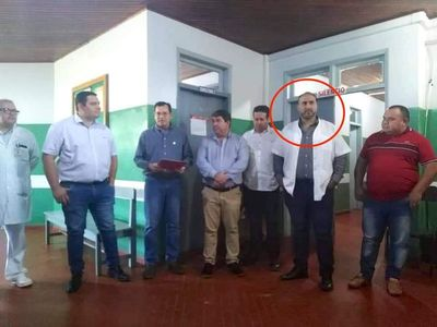 Cuestionado médico es nombrado director de la sede Guairá del IPS