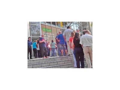 Hubo una alta participación   en el Consulado de Asunción