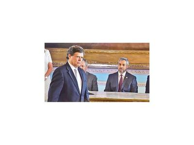 Ministro apuntó al crimen organizado de buscar caos