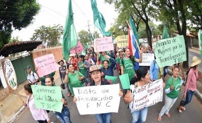 HOY / Prevén seguridad para evitar incidentes en la marcha campesina