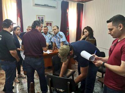 Detienen a policías por sospechas de proteger a narcos