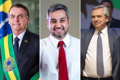 Abdo y un nuevo dilema: ¿A favor de Brasil o de Argentina?