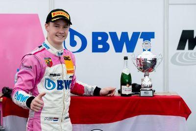Joshua Duerksen irá por el top 5 de Fórmula 4 en 2020